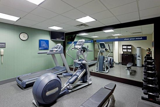 Hampton Inn Dumfries/Quantico: Dumfries Exercise Room