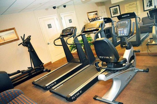 Hampton Inn Princeton: Fitness Center
