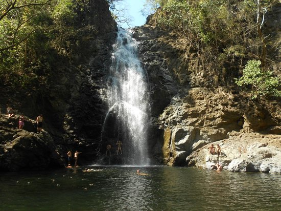 Luz en el Cielo Eco-B&B/Hostel: 30 minute hike to the waterfall!