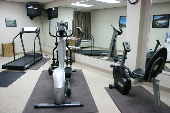 Hampton Inn - Groton: Fitness Center