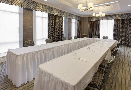 Hampton Inn &amp; Suites Buffalo Downtown: Fillmore Meeting Room