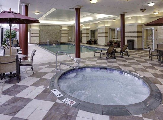 Hampton Inn & Suites Buffalo Downtown: Whirlpool Spa