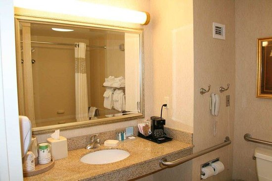 Hampton Inn Littleton: Accessible Room