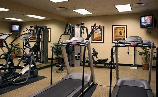 Littleton, NH: Fitness Center