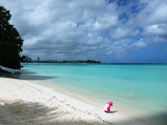 The Westin Resort Guam: ビーチ