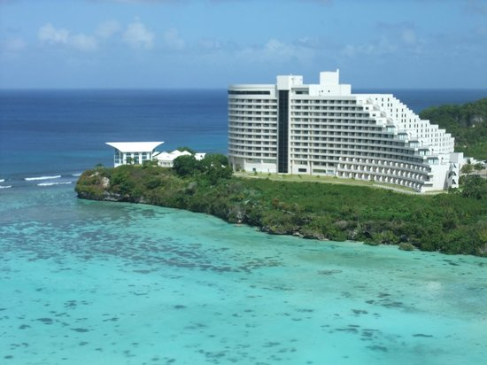 The Westin Resort Guam: 眺望