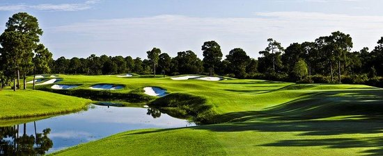 Hampton Inn Jupiter / Juno Beach: Golf in the Palm Beaches