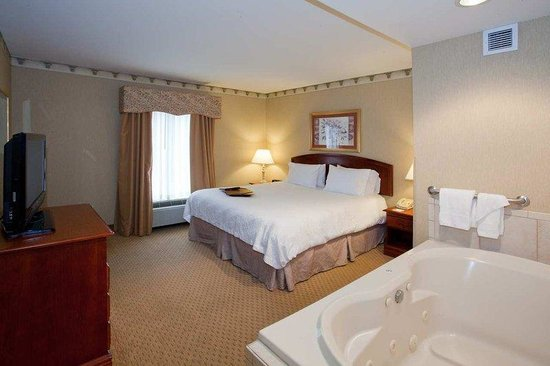 Chicopee, MA: Whirlpool Suite
