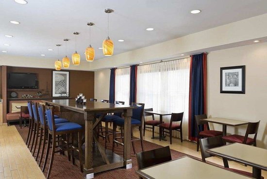 Hampton Inn Lubbock: Common Area