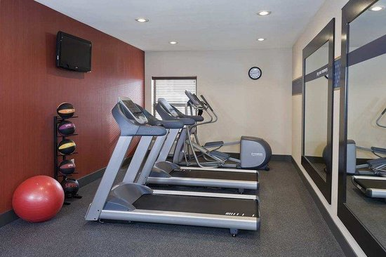 Hampton Inn Lubbock: Fitness Center