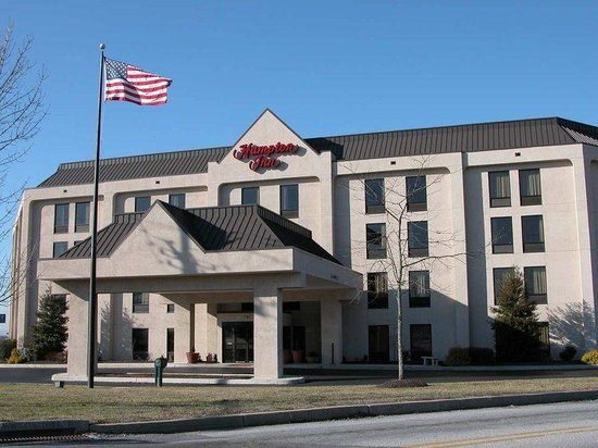 Hampton Inn Gettysburg: Hotel Exterior