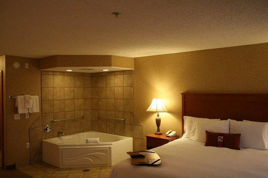 Hampton Inn & Suites Temecula: King Whirlpool Studio Suite