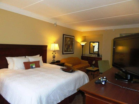 Hampton Inn & Suites Houston-Katy: Executive King Suite