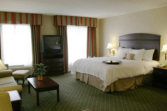 Hampton Inn Cambridge: King Studio Suite