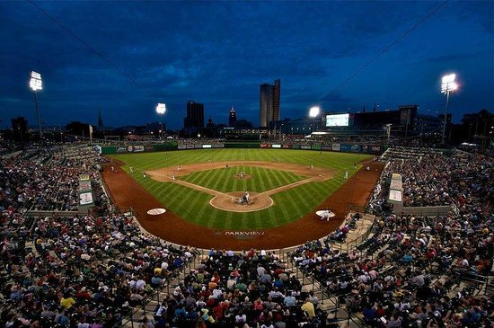 Hampton Inn and Suites Ft. Wayne North: South Bend TinCaps Minor League Baseball