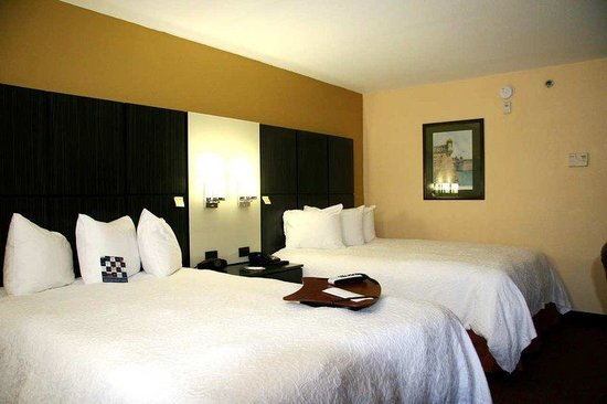 Hampton Inn St. Augustine-Historic District: Hampton Inn Two Double Beds