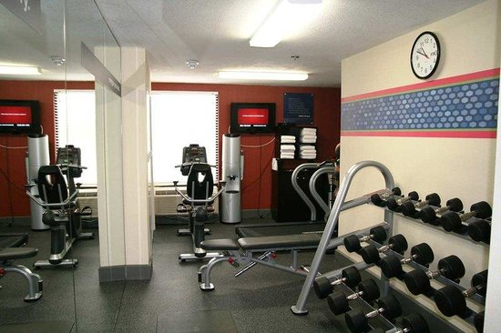 Hampton Inn St. Augustine-Historic District: Fitness Center