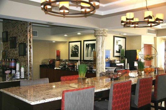 Hampton Inn St. Augustine-Historic District : Breakfast Area