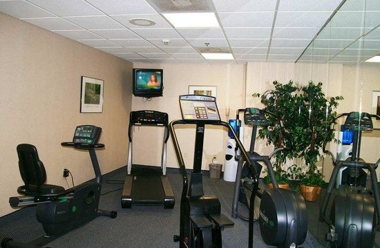 Thomasville, GA: Fitness Center