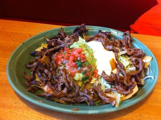 Washington, IN: nachos reales