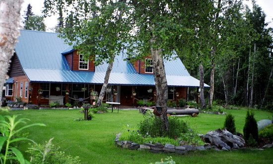 Kenai, Аляска: Blonde Bear Bed and Breakfast