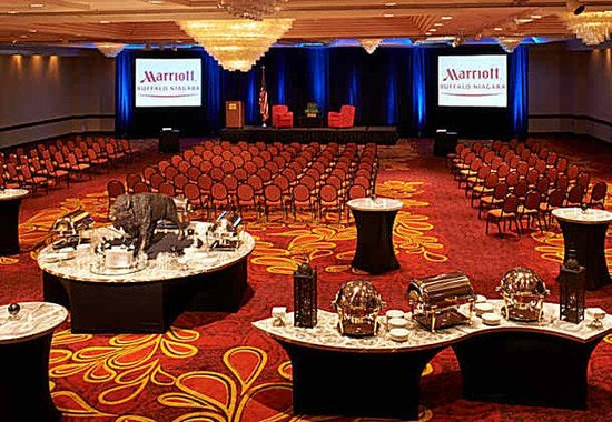 Buffalo Marriott Niagara: Grand Ballroom