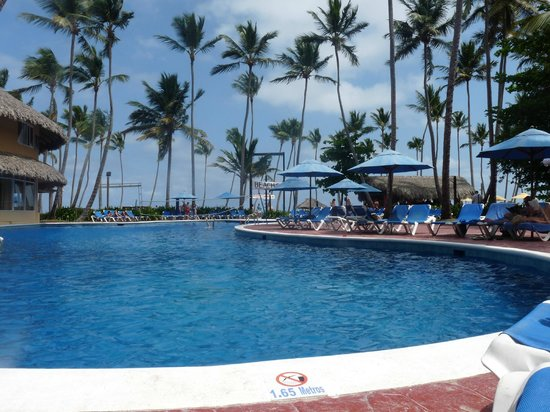 ‪‪Barcelo Dominican Beach‬: piscine‬