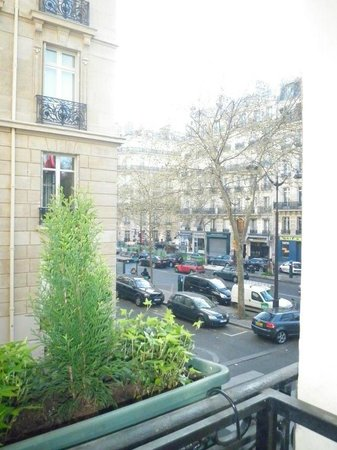 Hotel Baltimore Paris - MGallery Collection: View from our room in Hotel Baltimore. Cute.