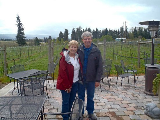 Tualatin, OR: Marchesi Winery