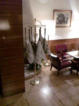 Bettoja Atlantico Hotel: 