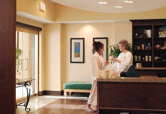 Marriott Resort at Grande Dunes Myrtle Beach: Spa