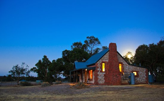 Grampians Pioneer Cottages: Stone Cottage