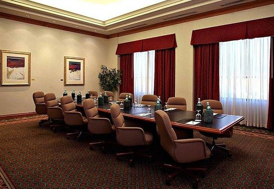 Marriott Phoenix Airport: Sedona Boardroom
