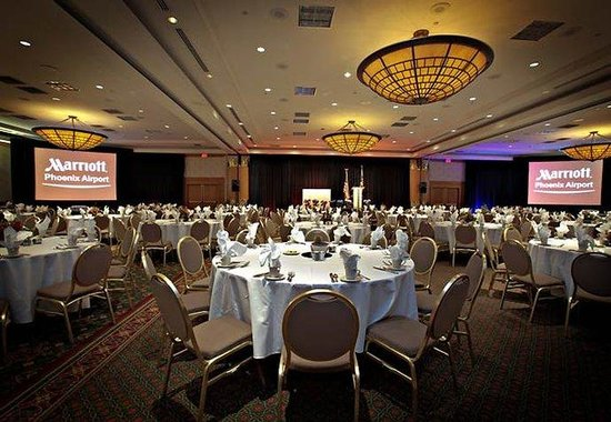 Marriott Phoenix Airport: Arizona Ballroom