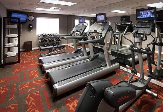 Residence Inn San Diego Downtown: Fitness Center