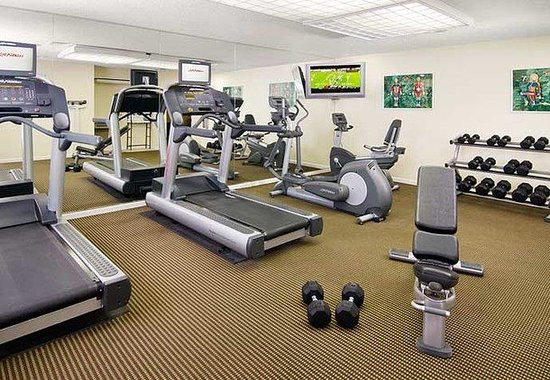 Residence Inn San Diego La Jolla: Fitness Center