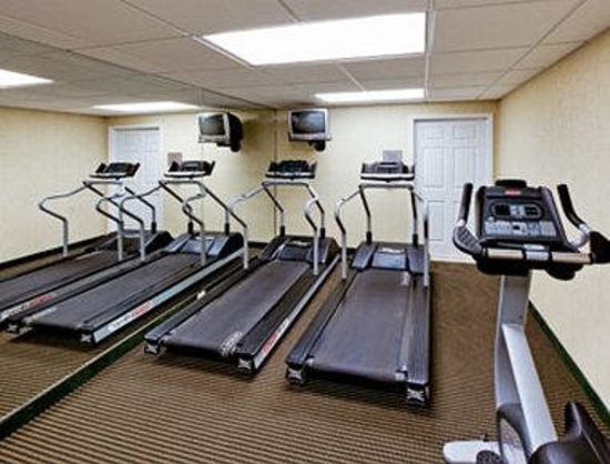 Hawthorn Suites By Wyndham Dayton Mall South Miamisburg: Fitness Room