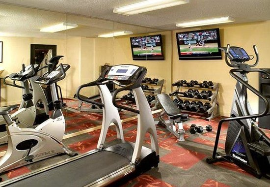Residence Inn Atlanta Cumberland: Fitness Center