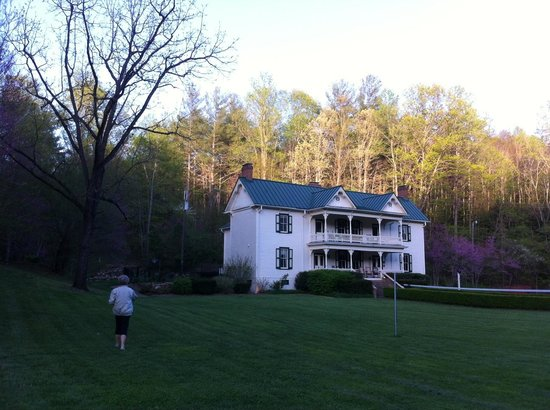 Mountain Rose Inn: Beautiful place