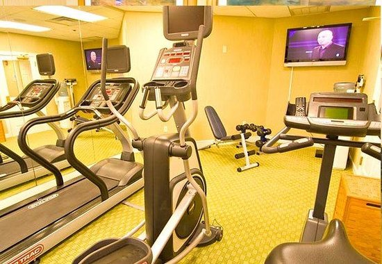 Residence Inn Monroe: Fitness Center