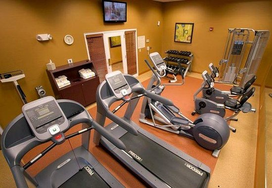 Residence Inn Springfield: Fitness Center