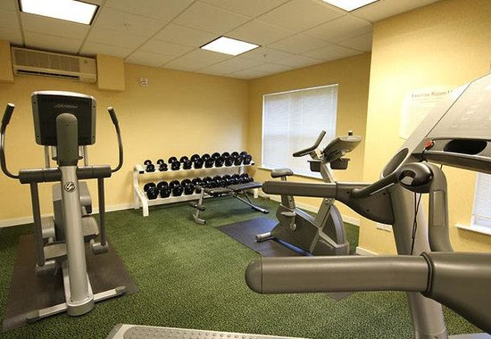 Salisbury, MD: Fitness Center