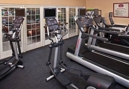 Residence Inn San Diego Mission Valley: Fitness Center