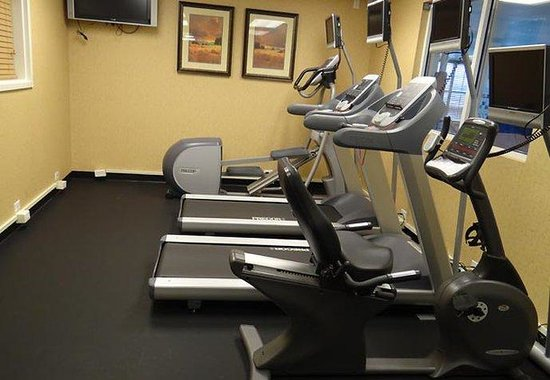 Residence Inn Billings: Fitness Center