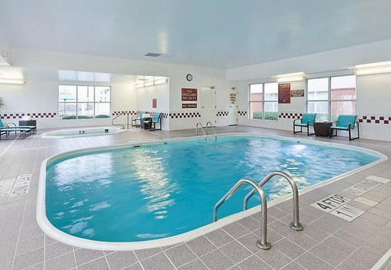 Residence Inn Dallas Lewisville: Indoor Pool & Whirlpool
