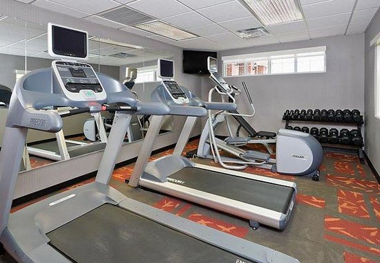 Residence Inn Dallas Lewisville: Fitness Center