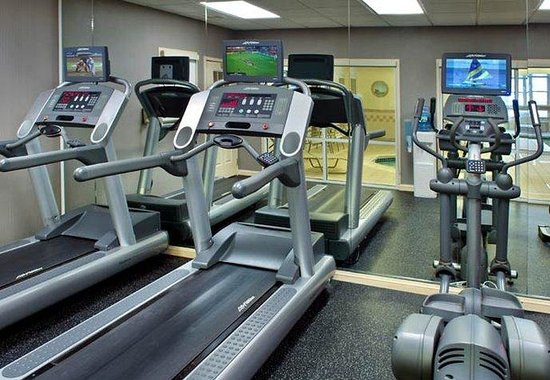 Residence Inn Poughkeepsie: Fitness Center