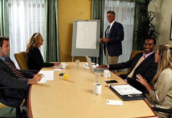 Residence Inn Cape Canaveral Cocoa Beach: Boardroom