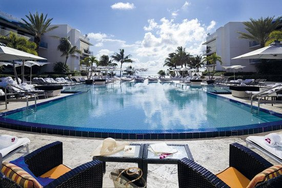 Ritz-Carlton South Beach: Pool