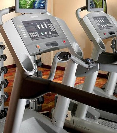 TownePlace Suites Cincinnati Northeast: Fitness Center